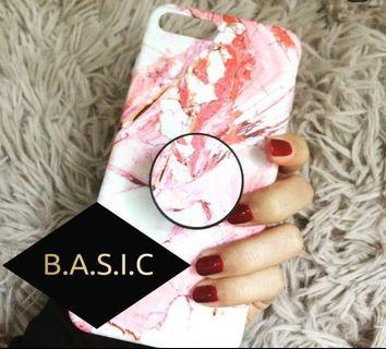Marble phone case for ip8+