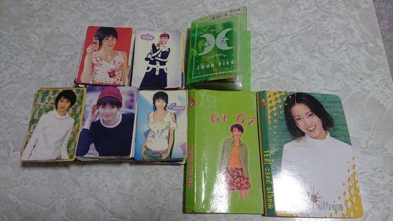 梁詠琪Yes card+卡簿