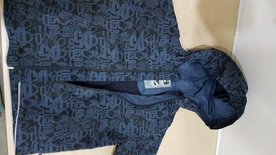 Waterproof soft shell jacket size 92