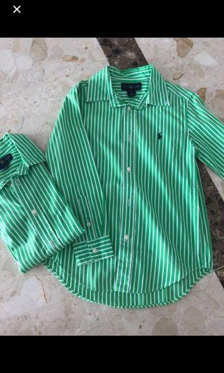 Ralph Lauren Long sleeve for kids Size 6