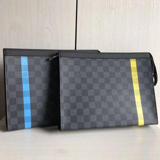 2a70da859cd1 Louis Vuitton Pochette Voyage MM N64444 N60107