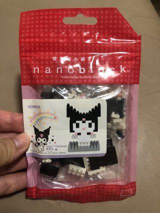 nanoblock Kuromi