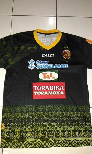 Jersey 3rd Sriwijaya FC 2017-2018 Original