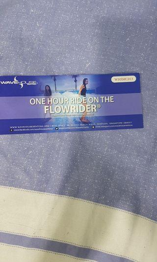 Wavehouse sentosa voucher