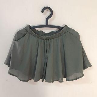 🚚 夏天 短褲裙