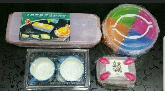#MRTPunggol Brand New Storage Containers (Assorted)