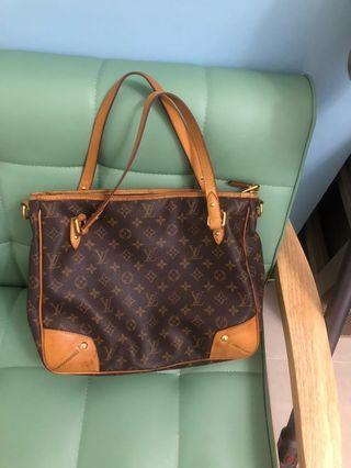 🚚 Lv 肩背包 斜背包 Louis Vuitton 可換包