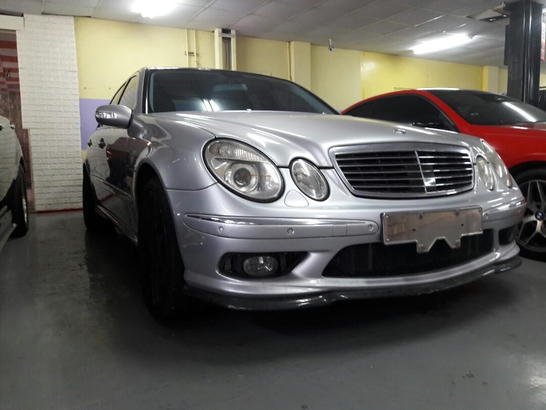 2004 E55 AMG  賞車專線:0983-675-834