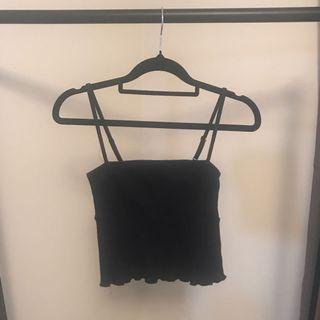 Glassons Square Neck Crop Top