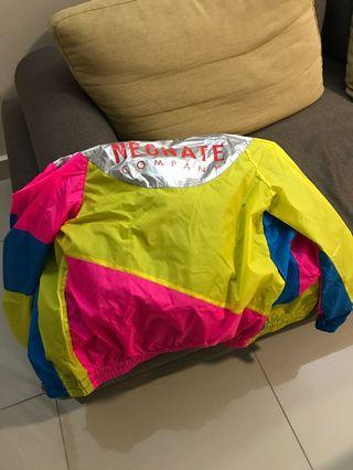 Neonate swag street colourful jacket