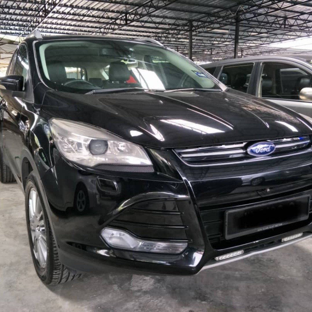 2013 Ford KUGA 1.6 GTDI ECOBOOST P/START P/BOOT