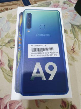 Samsung Galaxy A9 2018             Warranty till November 2019