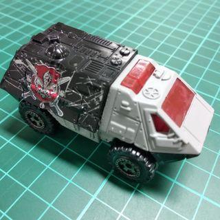 Matchbox Armoured Response Vehicle