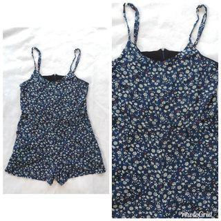Floral Jumpsuit 2304