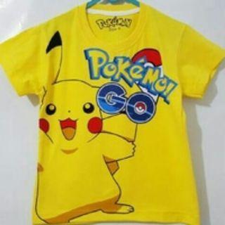 Pokemon Go Kids T shirt