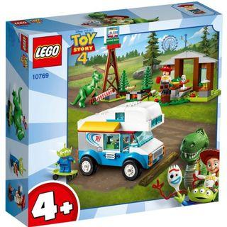 LEGO Juniors: Toy Story RV Vacation