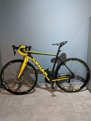 CANZA FULL CARBON CYCLOCROSS CX BIKE