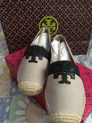 Authentic Tory Burch Weston Eapadrille