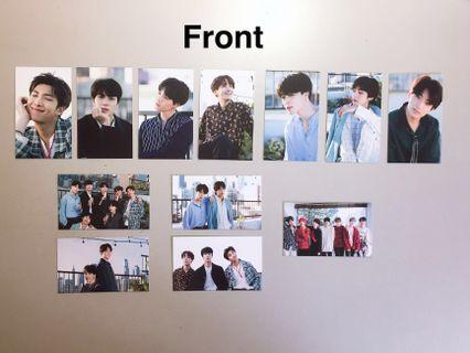 (Full set) BTS PC