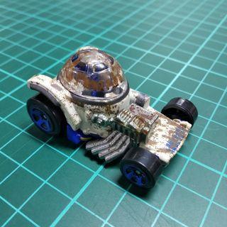 Hotwheels R2D2 Starwars Car