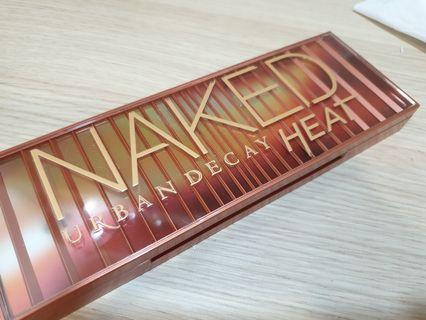 Authentic - Urban Decay UD Naked Heat