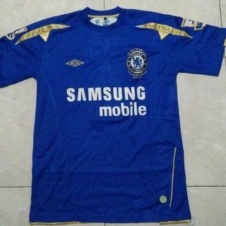 Kaos Bola Jersey Chelsea Centenary Edition - 2005