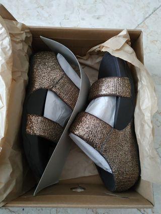 Fitflop lulu superglitz sandal