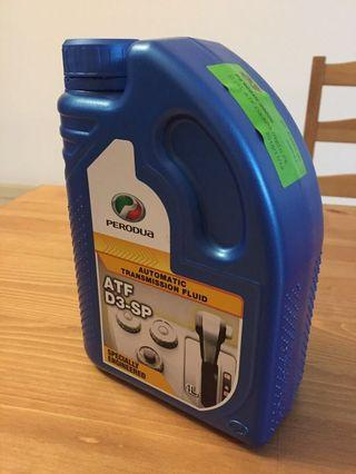 ATF D3-SP Gearbox Oil Automatic
