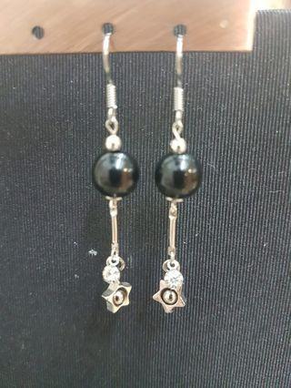 🚚 Handmade pearl earrings