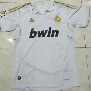 Jersey Madrid Home 2011/2012