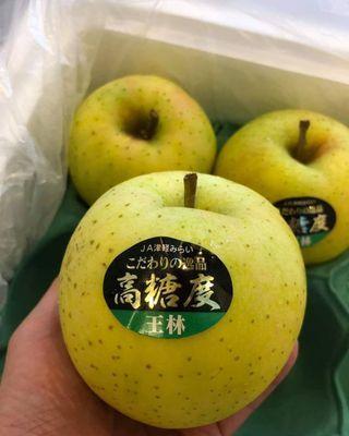 日本🇯🇵青森懸王林蘋果🍏