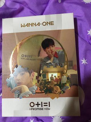 WANNAONE I PROMISE YOU ALBUM - DAY VER.