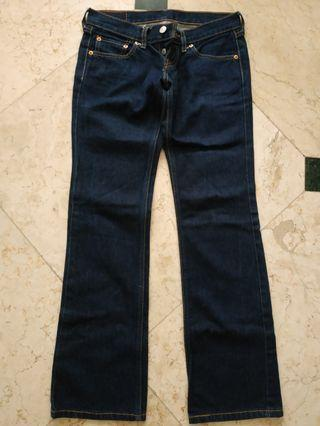 Levis jeans 593 ori