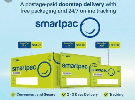 🚚 Smartpac Envelope for Sale