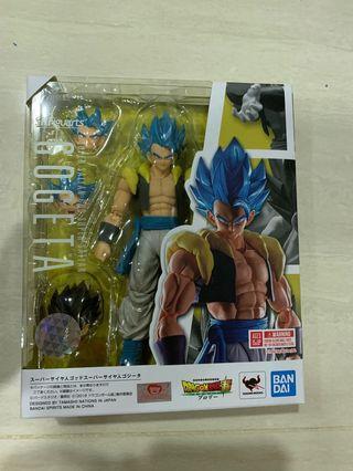 Bandai dragon ball S.H.Figuarts Super Saiyan God Super Saiyan Gogeta