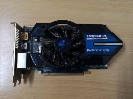 Graphic Card Radeon HD 5770
