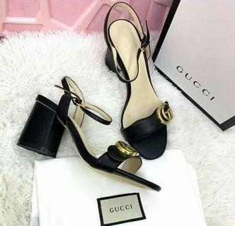 38 CLEARANCE SALE Gucci Block Heels Sandals GG Block Heels Sandals Gucci Heels GG Heels Gucci Shoes GG Shoes GG Sandals GG Shoes Gucci Strappy Sandals GG Strappy Sandals