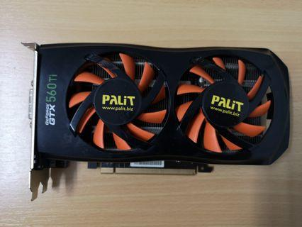 Palit GeForce GTX 560 ti