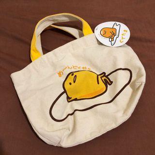 🚚 蛋黃哥 小提袋 日本購入 #半價衣服特賣會