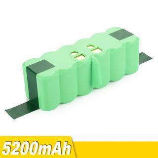 For iRobot Roomba 500 600 650 700 800 595 620 660 780 Series Li-ion Battery 5200mAh