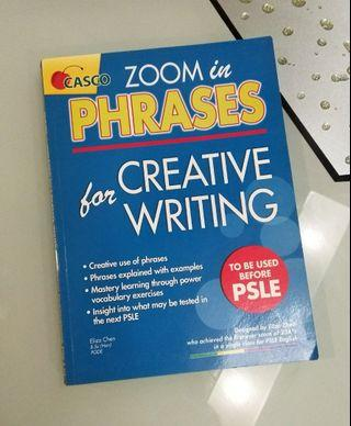 Zoom in Phrases for Creative Writing