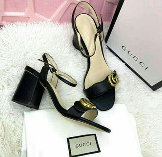 35 CLEARANCE SALE Gucci Block Heels Sandals GG Block Heels Sandals Gucci Heels GG Heels Gucci Shoes GG Shoes GG Sandals GG Shoes Gucci Strappy Sandals GG Strappy Sandals