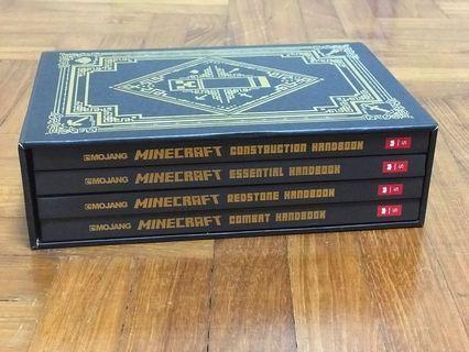 🚚 Minecraft. The complete handbook collection.