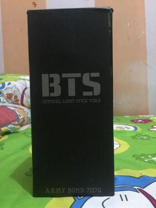 BTS Official Lightstick Ver. 2