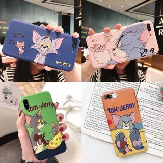 Tom and Jerry Phone Case Cover Casing