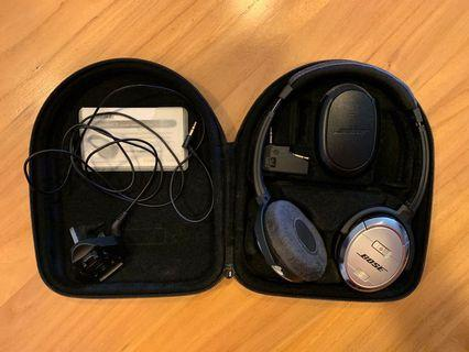 Bose - Noise cancelling headphones