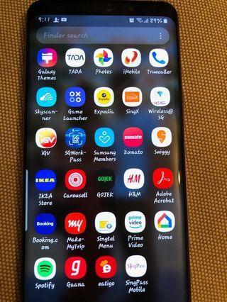 Samsung Galaxy s9 lilac 128 GB