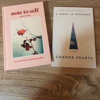 Connor Franta Books
