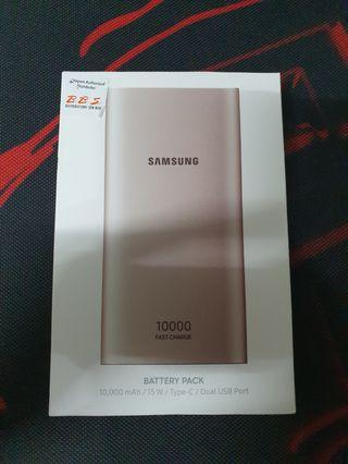 Samsung Powerbank Original 10000mAh new