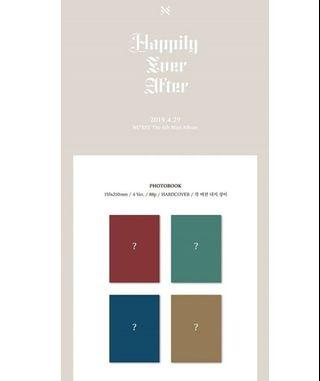 NUEST- HAPPILY EVER AFTER